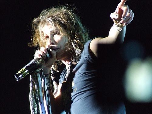 Aerosmith en Chile 2010