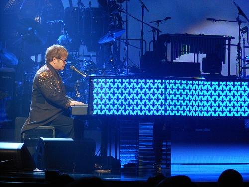 Elton John @ Ceasar's Palace
