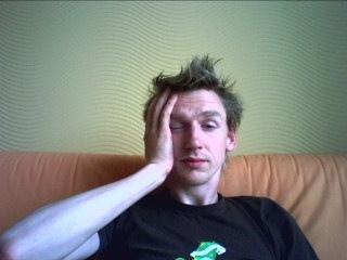 Terrible hangover