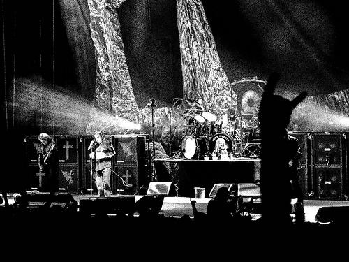 Black Sabbath, Auckland 2013
