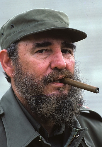 It's a fallacy, Fidel