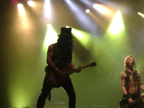 Slash & Duff - Velvet Revolver