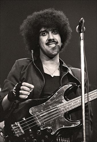 THIN LIZZY - Phil Lynott - Manchester Apollo - 1983