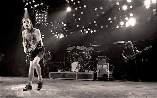 AC/DC - Manchester Apollo - 1982