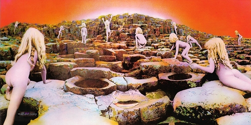 houses of the holy - led zeppelin  1973