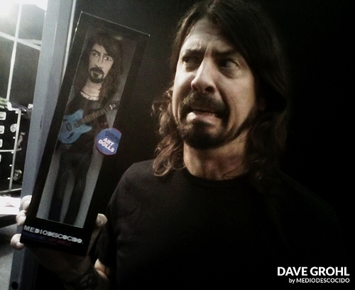 Dave Grohl / by MEDIODESCOCIDO
