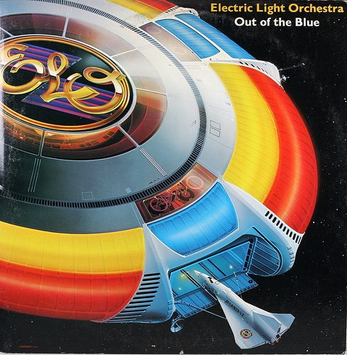 ELO (Electric Light Orchestra) - Out of the Blue