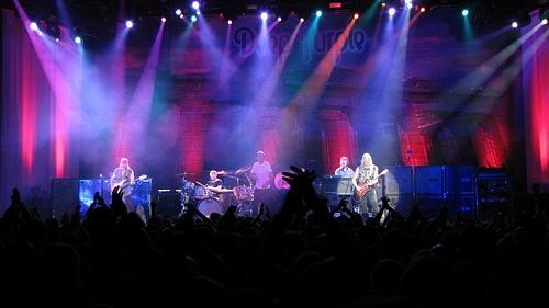 Deep Purple in Wrocław 2010