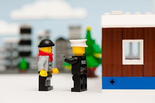 LEGO City Advent Calendar 2011 - Day 12