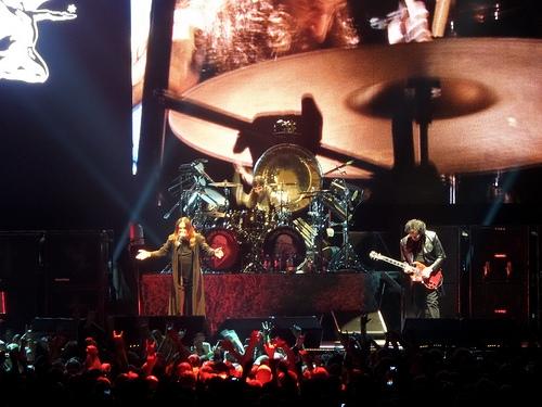 Black Sabbath 22 nov 2013