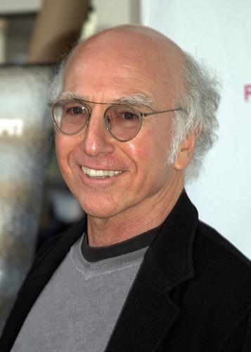 Larry David by David Shankbone