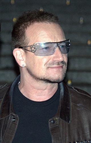 Bono by David Shankbone