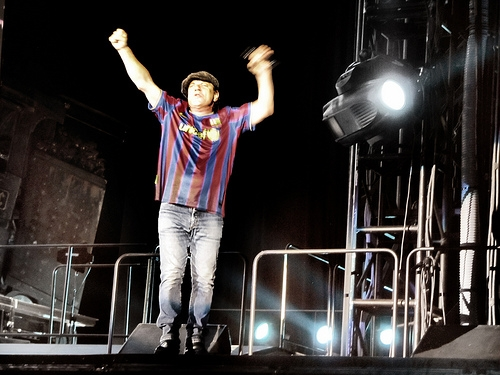 Brian Johnson, Barcelona 7 de Junio 2009