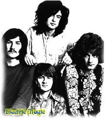 Led Zeppelin Promo Photo
