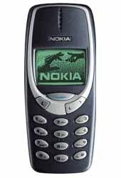 NOKIA 3310 - mp3 ringtones