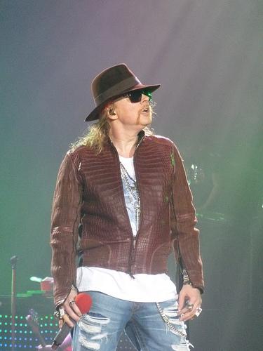 Guns N' Roses en Chile 2011