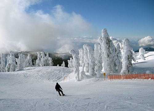Stuart, Cypress Mountain
