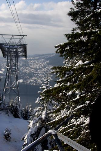 Grouse Mountain -20081219-5